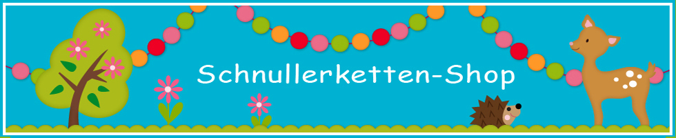 Schnullerketten-Shop